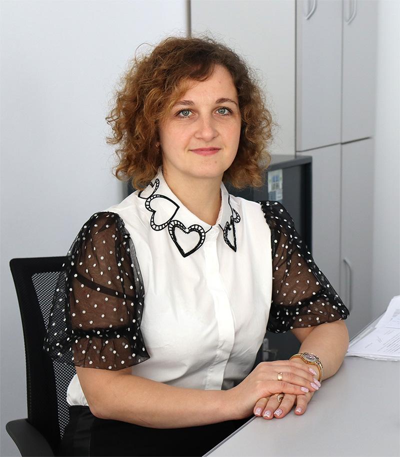 Галина Барко