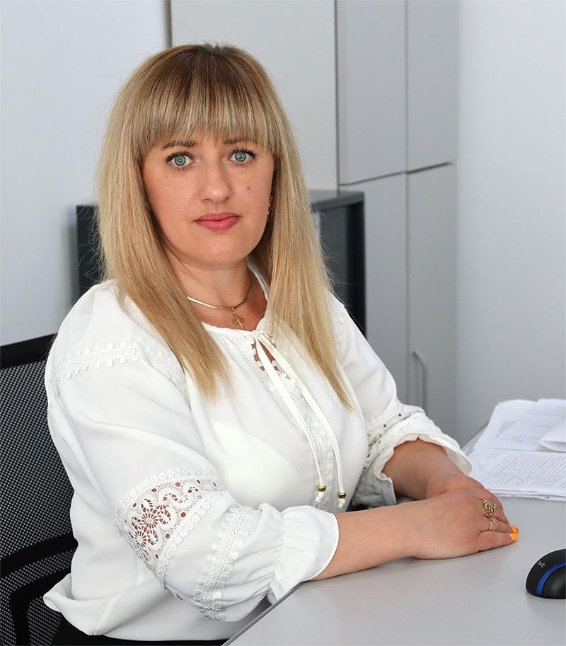 Леся Ярич
