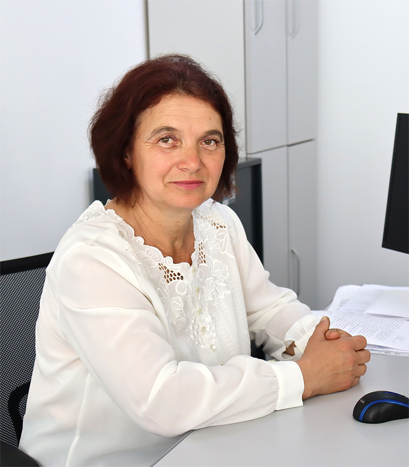 Лариса Юрів